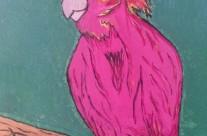 Dame Edna Pink